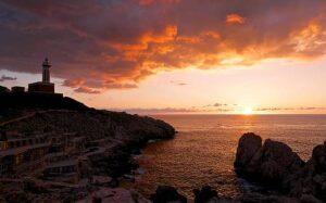 Faro di Punta Carena Capri Anacapri