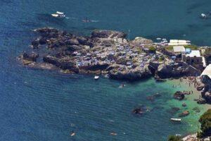 Marina Piccola Capri Scoglio delle Sirene