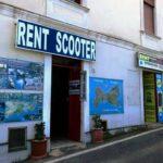 Rent Scooter Capri La Storia