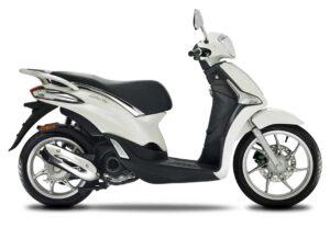 Rent Scooter Capri Liberty 50