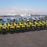 Rent Scooter Capri Marina Grande