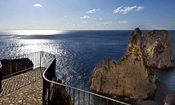 Via Tragara Capri Belvedere 2