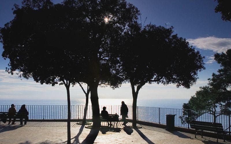 Via Tragara Capri Belvedere