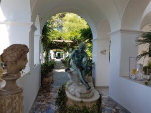 Villa San Michele Capri Axel Munthe