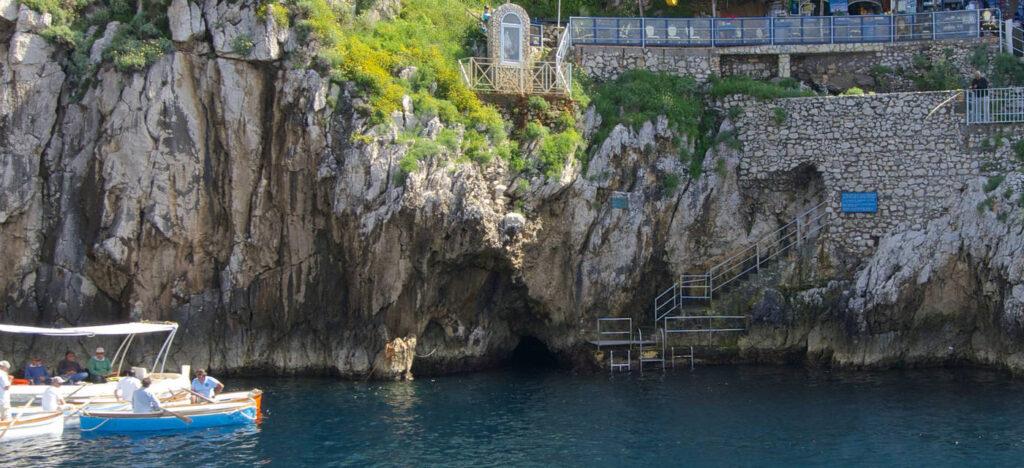 Visita Grotta Azzurra Capri