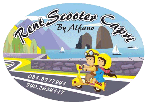 Logo Rent Scooter Capri